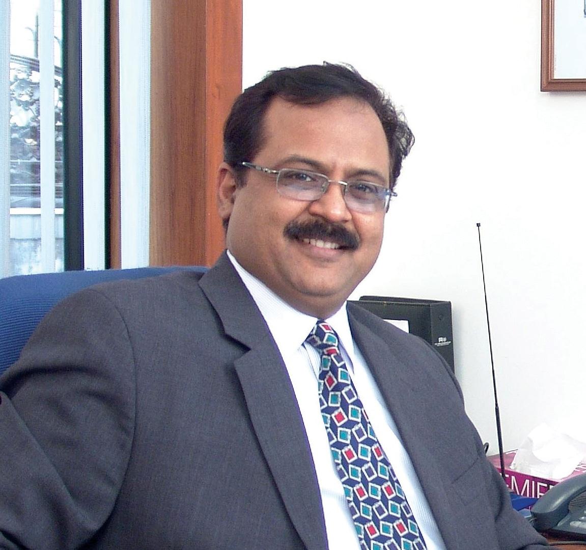 Yatish Mohan, Managing Director, Rohde & Schwarz--2