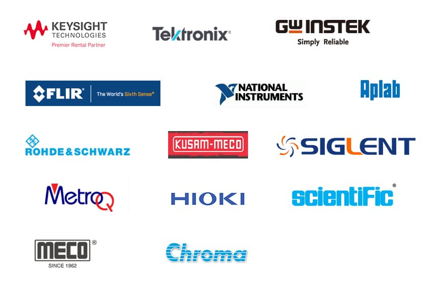 Why Do  Leading Brands Of  Test & Measurement  Advertise In  Electronics For You?